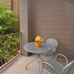 AMLI Upper West Side Apartment Balcony