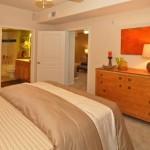 AMLI Upper West Side Apartment Bedroom