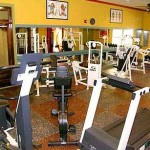 AMLI Upper West Side Apartment Fitness Center