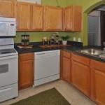 AMLI Upper West Side Apartment Kitchen
