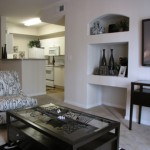 Avery Pointe at Cityview Living Area