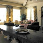 Bellagio at Beach Street Living Room