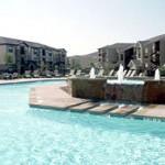 Bellagio at Beach Street Pool Area