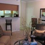Clover on the Ridge Living Area