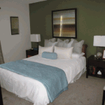 Copperfield Bedroom Area