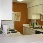 Diamond Loch Apartments Kitchen