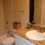 Dominion Town Center Bathroom View