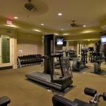 Ridglea Village Apartment Fitness Center