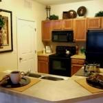 Ridglea Village Apartment Kitchen