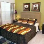 The Club at Fossil Creek Apartments Bed Room