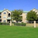 The Club at Fossil Creek Apartments House view