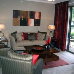 The Club at Fossil Creek Apartments Living Room