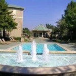 The Club at Fossil Creek Apartments Pool