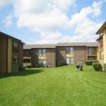 8500 Harwood Apartment Exterior.