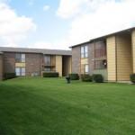 8500 Harwood Apartment Property Ground.