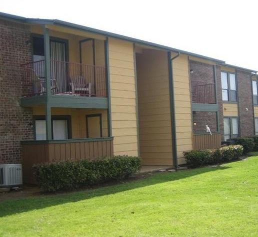 8500 Harwood Apartment Property Ground -