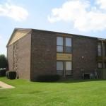 8500 Harwood Apartment Property Grounds