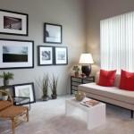 Century Colonial Park Living Room
