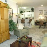 Coventry at Cityview Living Area