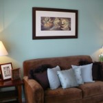 Fairmont at Fossil Creek Living Room
