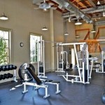 Firestone Upper West Side Apartment Fitness Center