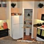 Firestone Upper West Side Apartment Kitchen