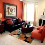 Firestone Upper West Side Apartment Living Room