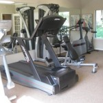 Fossil Hill Apartment Fitness Center