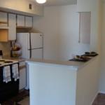 Garden Gate Apartment Kitchen