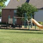 Garden Gate Apartment Playground