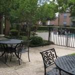 Garden Gate Apartment Sitting Area