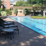 Heights of Cityview Apartment Pool