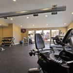 Highland Park Apartment Fitness Center