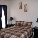 Hillside Apartment Bedroom