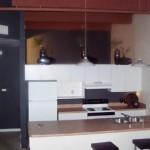 Historic Electric Building Apartment Kitchen