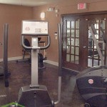 Homes of Parker Commons Apartment Fitness Center