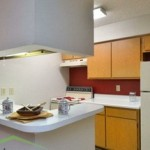 Horizons at Sunridge Apartment Kitchen