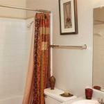 Hulen Oaks Apartment Bath Room