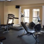 Hunter's Green Apartment Fitness Center