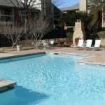 Hunter's Green Apartment Pool Area