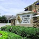Lakes of Stone Glen Apartment Signage