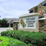 Lakes of Stone Glen Apartment Signage