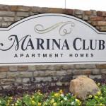 Marina Club Apartment Entrance