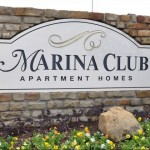 Marina Club Apartment Entrance