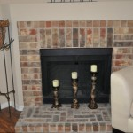 Marina Club Apartment Fireplace