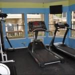 Marina Club Apartment Fitness Center
