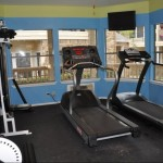 Marina Club Apartment Fitness Center