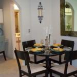 Montevista Dining Area
