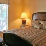 Palm House Senior Housing Apartment Bedroom