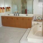 Papillon Parc Townhomes Apartment Bath Room